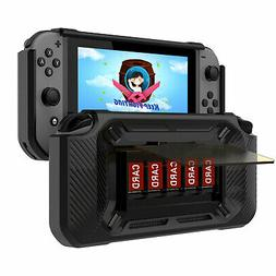 For Nintendo Switch Console Case Stand Shock Proof Grip Cove