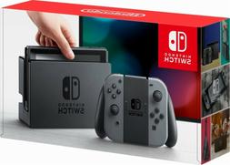 Nintendo Switch Console - Gray With Joy-Con Brand New