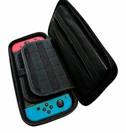 Nintendo Switch EVA Hard Carry Case/Accessories Rooms and 19
