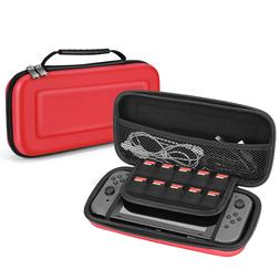 Nintendo Switch EVA Hard Shell Travel Case-Storage for Games