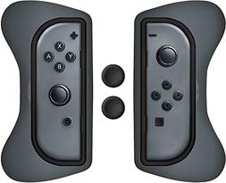 Nintendo Switch Grip Kit Joy-Con Grips & Thumb Grips