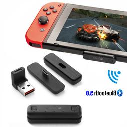 For Nintendo Switch GULIkit Route Air bluetooth Adapter HIFI