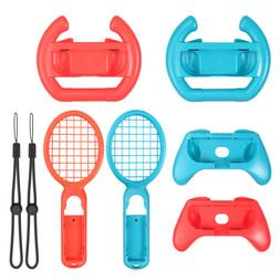 for Nintendo Switch Joy-Con Controller Grip Tennis Racket St