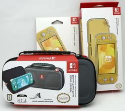Nintendo Switch Lite Travel Case,Screen Protector,DuraFlexi