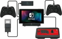 HORI Nintendo Switch Multiport USB Playstand - Nintendo Swit