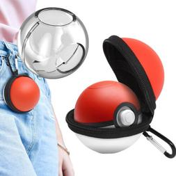 For Nintendo Switch Pokemon PokeBall Plus Clear Case Cover S