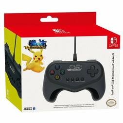 HORI Nintendo Switch Pokken Tournament DX Pro Pad Wired Cont