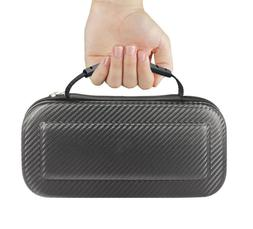 Nintendo Switch Portable Carrying Case Non-Slip Handle Trave