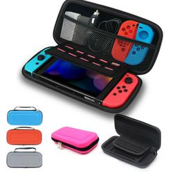 For Nintendo Switch Portable Travel EVA Carry Case Cover Pro
