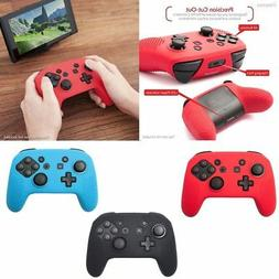 For Nintendo Switch Pro Controller Grip Silicone Protective