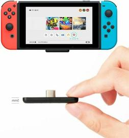 For Nintendo Switch GULIkit Route Air bluetooth Adapter Audi