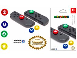 HORI Nintendo Switch Super Mario Analog Caps Officially Lice