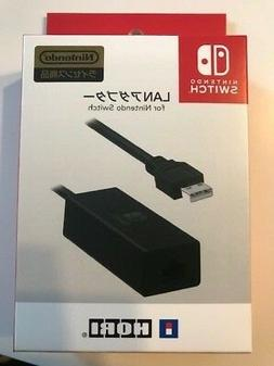 Nintendo Switch USB Ethernet Wired LAN adapter 480Mbps HORI