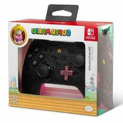 Nintendo Switch Wired Controller - Super Mario Princess Peac