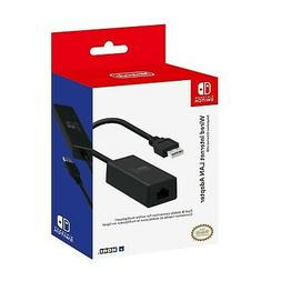 Nintendo Switch Wired Internet LAN Adapter by HORI Officiall