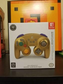 Nintendo Switch wireless Game Cube controller Super Smash Br