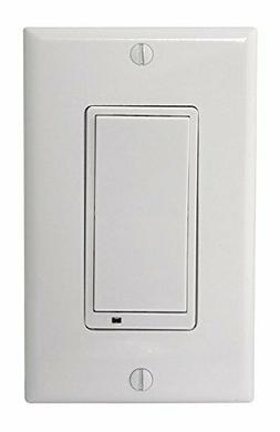 NuTone NWT00Z Smart Z-Wave Enabled 3-Way Wall Dimmer Switch,