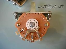 Oak Grigsby 3-way Switch for Fender Stratocaster® or Teleca