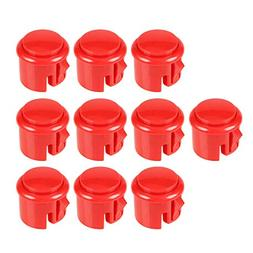 10x OEM 30mm PushButton Copy Sanwa OBSF-30 Buttons For Arcad