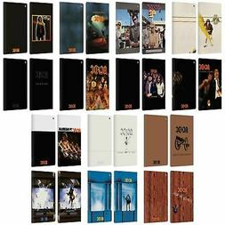 OFFICIAL AC/DC ACDC ALBUM COVER LEATHER BOOK WALLET CASE COV