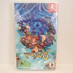 Owlboy  Brand New Factory Sealed Free Shipping