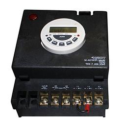 P1100 Series Swimming Pool Timers, 7 Day Digital Control, 24