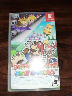 Paper Mario The Origami King Standard Edition Game Nintendo