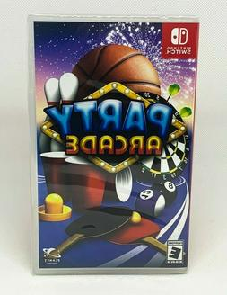 Party Arcade - Nintendo Switch - Brand New | Factory Sealed