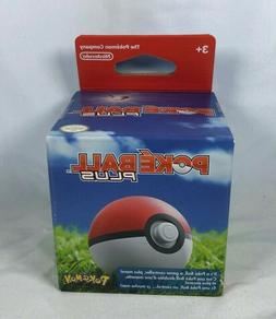 Poke Ball Plus for Pokemon Go + Let's Go Pikachu and Eevee -