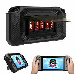 Protective Shock Bumper Shell Cover For Nintendo Switch Grip