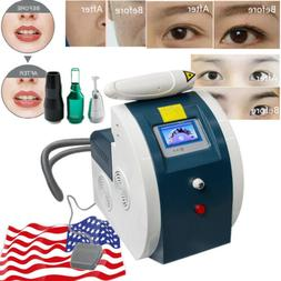Q-Switched Tattoo Removal Laser Eyebrow Lipline Eyeline Remo