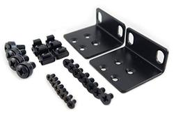 """RoutersWholesale Rack Mount Kit Compatible with Many 17.3"""" W"""