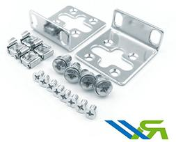"""RoutersWholesale - Rack Mount Kit for 17.3"""" Wide HP"""