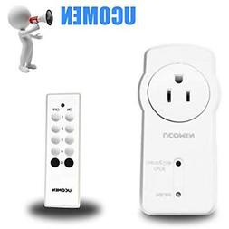 Remote Dimmers Control Outlet, Wireless Switch With Remote,