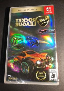rocket league ultimate edition nintendo switch new