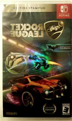 rocket league ultimate edition with 3 batmobiles