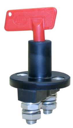 HELLA 002843011 2843 Series 100A Rating Battery Master Switc