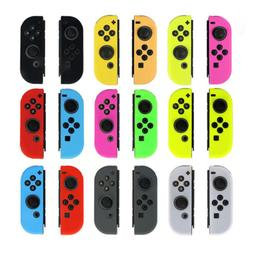 Silicone Case Cover Skin Protector Accessories For Nintendo