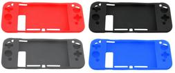 Silicone Rubber Skin Case Gel Cover Grip For Nintendo Switch