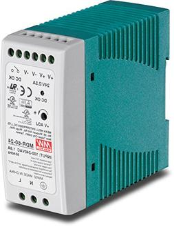60 W Single Output Industrial DIN-Rail Power Supply