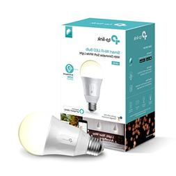 Kasa Smart Light Bulb by TP-Link - Reliable WiFi Connection,