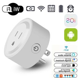 Smart Socket Outlet Adapter Plug Switch Wifi For Android & I