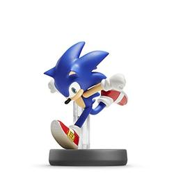 Sonic Super Smash Bros Series Amiibo