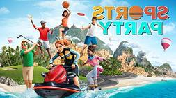 sports party digital code