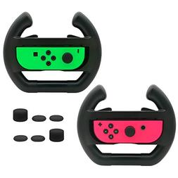 FastSnail Steering Wheel for Joy-con, Steering Wheel for Swi