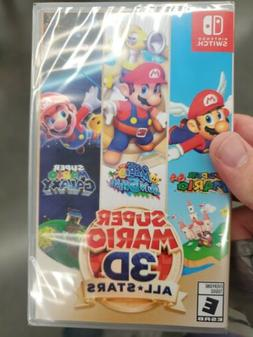 Super Mario 3D All-Stars - Nintendo Switch PHYSICAL LIMITED
