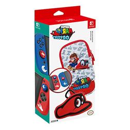 HORI Super Mario Odyssey Accessory Set Officially Licensed f
