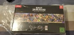 super smash bros ultimate limited edition switch