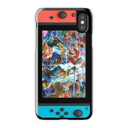 Super Smash Bros - Ultimate Switch iPhone Case X 6 7 S 8 Plu