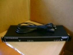 BLACK BOX SW556AE REMOTE MANAGEMENT SWITCH WITH MODEM 164468